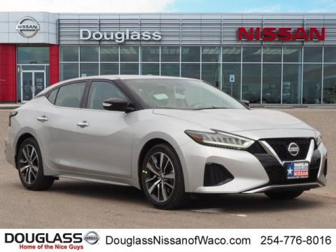 New 2019 Nissan Maxima 3.5 SV 4dr Sedan