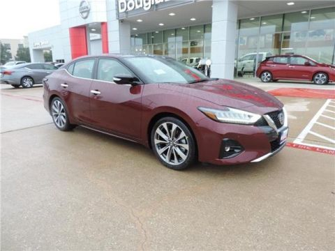 New 2020 Nissan Maxima 3.5 Platinum 4dr Sedan