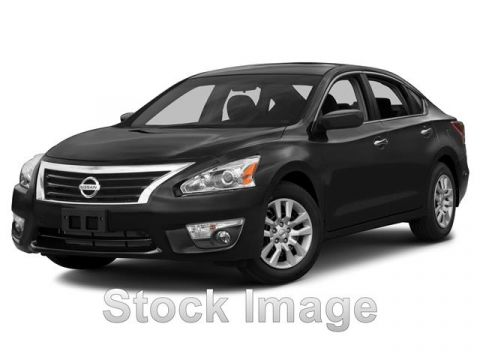 Certified Pre-Owned 2015 Nissan Altima 2.5 S 4dr Sedan