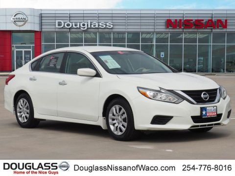 Pre-Owned 2017 Nissan Altima 2.5 S 4dr Sedan