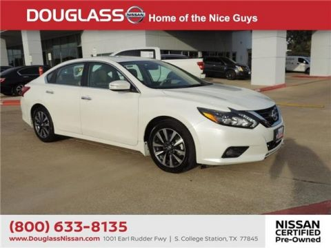 Pre-Owned 2017 Nissan Altima 2.5 SL 4dr Sedan