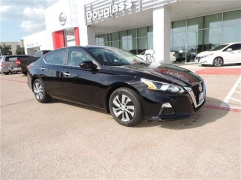 New 2019 Nissan Altima 2.5 S 4dr Sedan