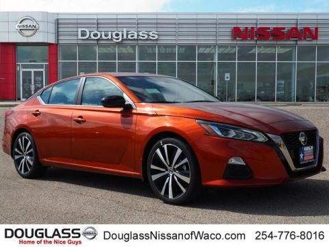 New 2020 Nissan Altima 2.5 SR 4dr Front-wheel Drive Sedan