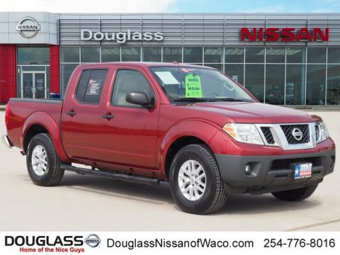 Certified Pre-Owned 2014 Nissan Frontier SV (A5) 4x2 Crew Cab 4.75 ft. box 125.9 in. WB