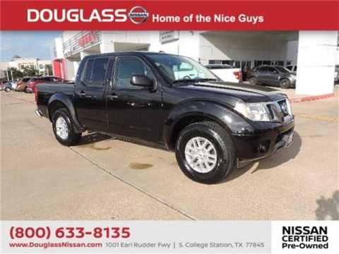 Certified Pre-Owned 2016 Nissan Frontier SV (A5) 4x2 Crew Cab 4.75 ft. box 125.9 in. WB
