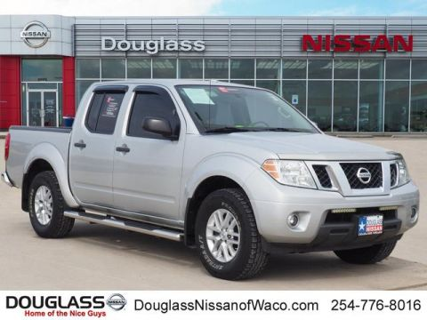 Pre-Owned 2014 Nissan Frontier SV (A5) 4x2 Crew Cab 4.75 ft. box 125.9 in. WB