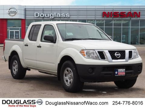 New 2019 Nissan Frontier S (A5) 4x2 Crew Cab 4.75 ft. box 125.9 in. WB