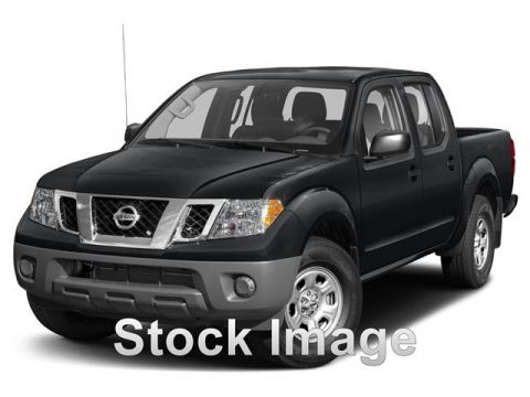 New 2019 Nissan Frontier SL 4x2 Crew Cab 4.75 ft. box 125.9 in. WB