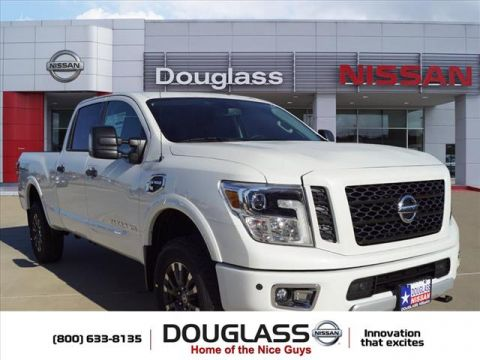 New 2019 Nissan Titan XD PRO-4X Diesel 4x4 Crew Cab 6.6 ft. box 151.6 in. WB