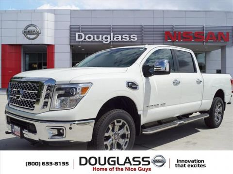 New 2018 Nissan Titan XD SL Diesel 4x4 Crew Cab 6.6 ft. box 151.6 in. WB