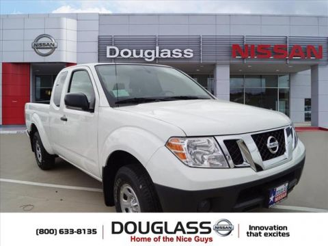 New 2019 Nissan Frontier S 4x2 King Cab 6 ft. box 125.9 in. WB