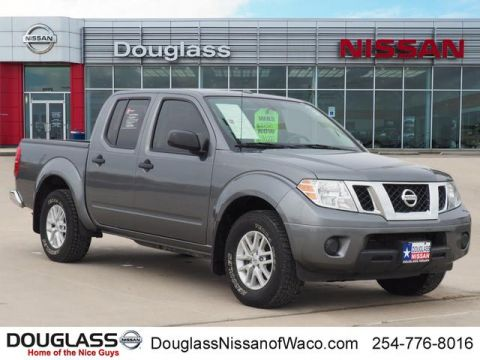 Certified Pre-Owned 2018 Nissan Frontier SV 4x2 Crew Cab 4.75 ft. box 125.9 in. WB