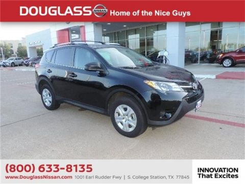 Pre-Owned 2015 Toyota RAV4 LE 4dr Front-wheel Drive