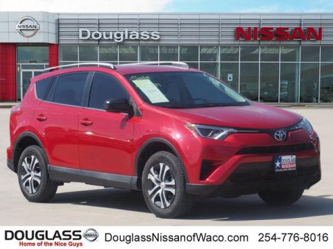 Pre-Owned 2016 Toyota RAV4 LE 4dr Front-wheel Drive