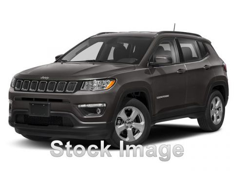 Pre-Owned 2018 Jeep Compass Limited 4dr Front-wheel Drive
