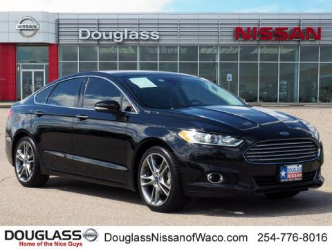 Pre-Owned 2016 Ford Fusion Titanium 4dr Front-wheel Drive Sedan