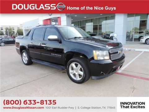 Pre-Owned 2007 Chevrolet Avalanche LTZ 4x2