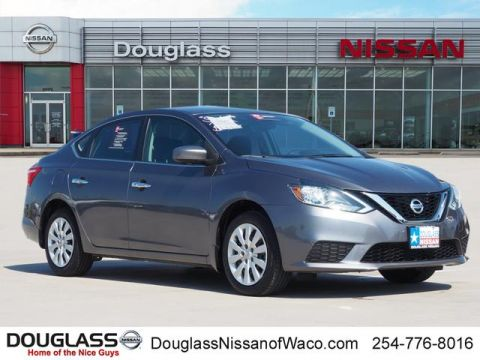 Pre-Owned 2017 Nissan Sentra SV 4dr Sedan