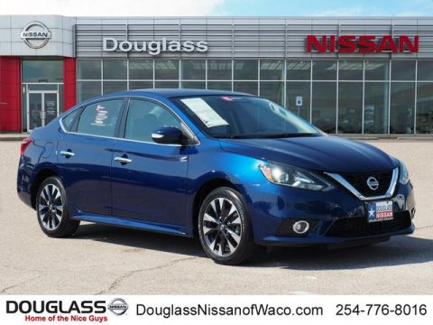 New 2017 Nissan Sentra SR 4dr Sedan
