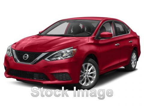 New 2019 Nissan Sentra SV (CVT) 4dr Sedan