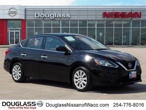 Pre-Owned 2016 Nissan Sentra SV (CVT) 4dr Sedan