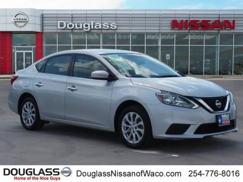 Pre-Owned 2018 Nissan Sentra SV 4dr Sedan
