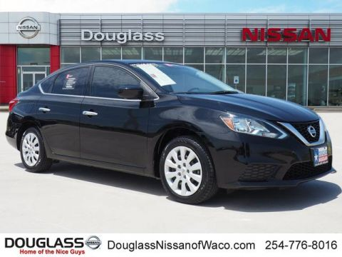 Certified Pre-Owned 2017 Nissan Sentra SV 4dr Sedan