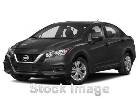New 2020 Nissan Versa 1.6 SR 4dr Sedan