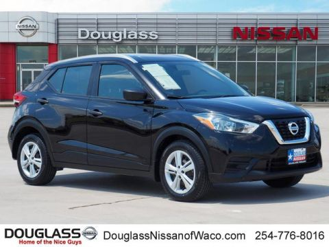 Certified Pre-Owned 2018 Nissan Kicks S 4dr Front-wheel Drive