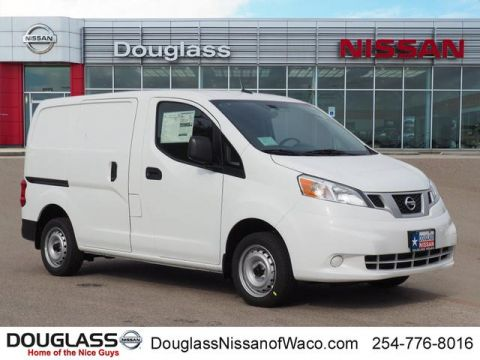New 2020 Nissan NV200 S 4dr Compact Cargo Van