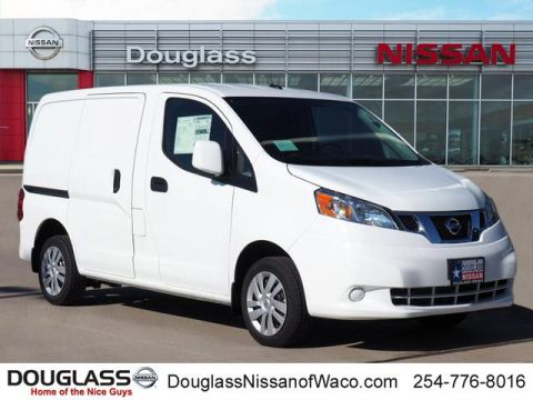 New 2020 Nissan NV200 SV 4dr Compact Cargo Van