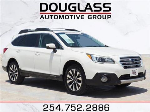 Certified Pre-Owned 2017 Subaru Outback 2.5ILM