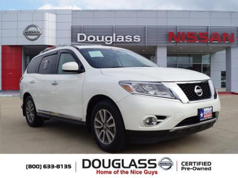 Certified Pre-Owned 2015 Nissan Pathfinder SL Front-wheel Drive