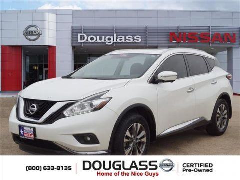 Certified Pre-Owned 2015 Nissan Murano SL Front-wheel Drive