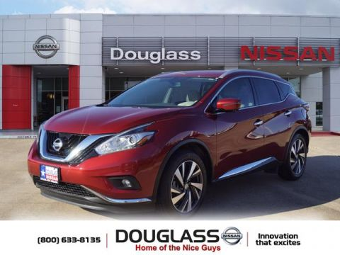 Certified Pre-Owned 2016 Nissan Murano Platinum Front-wheel Drive