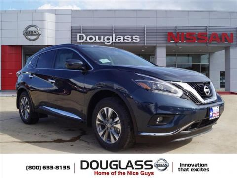 New 2018 Nissan Murano SV Front-wheel Drive