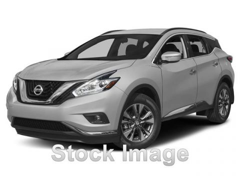 Pre-Owned 2017 Nissan Murano SL Front Wheel Drive