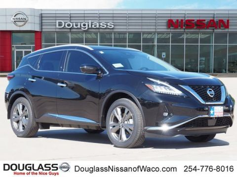 New 2019 Nissan Murano Platinum 4dr Front-wheel Drive