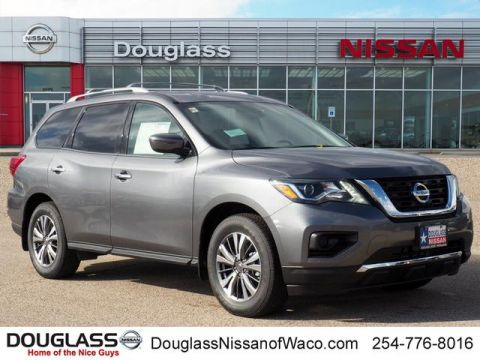 New 2020 Nissan Pathfinder S 4dr Front-wheel Drive
