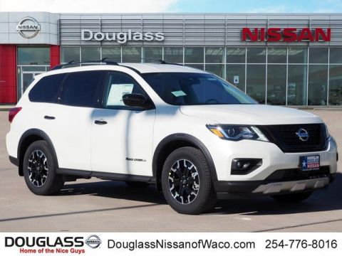 New 2020 Nissan Pathfinder SV 4dr Front-wheel Drive