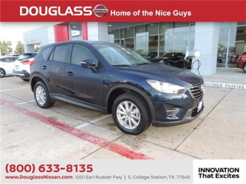 Pre-Owned 2016 Mazda CX-5 Sport (A6) 4dr Front-wheel Drive