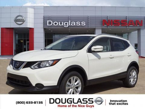 New 2018 Nissan Rogue Sport SV Front-wheel Drive 2018.5