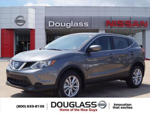 New 2018 Nissan Rogue Sport S Front-wheel Drive 2018.5