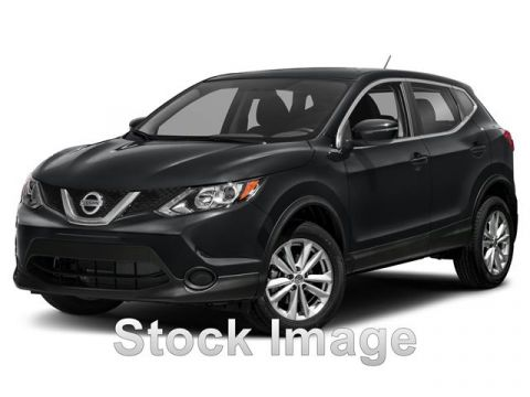 New 2019 Nissan Rogue Sport SV 4dr Front-wheel Drive