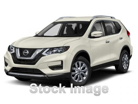 New 2019 Nissan Rogue S 4dr Front-wheel Drive