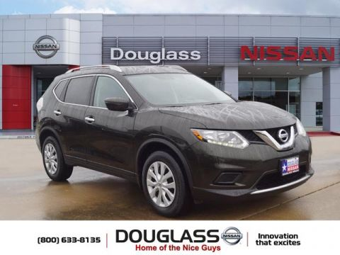 Certified Pre-Owned 2016 Nissan Rogue S Front-wheel Drive