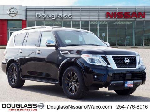 New 2019 Nissan Armada Platinum 4dr All-wheel Drive