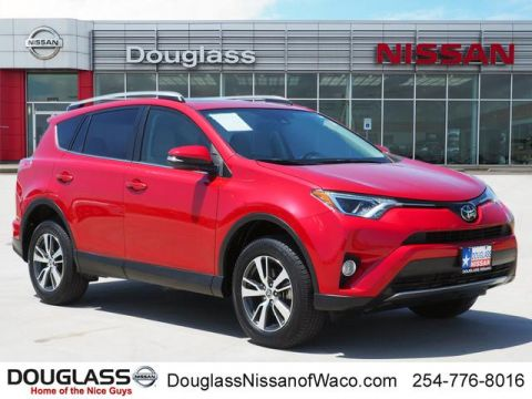 Pre-Owned 2017 Toyota RAV4 XLE 4dr Front-wheel Drive