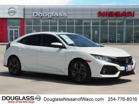 Pre-Owned 2017 Honda Civic EX-L Navi (CVT) 4dr Hatchback